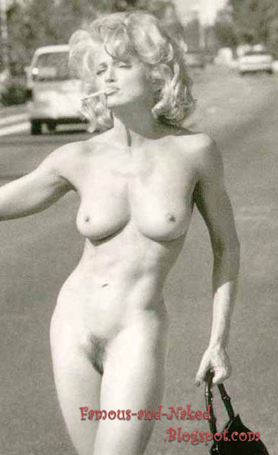 Famous And Naked Madonna Naked-4777