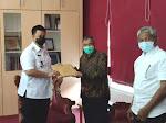 Bupati Sambut Baik Kedatangan BP-JHC di Samosir