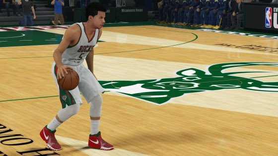 NBA 2K15 Roster Update - March 26, 2015