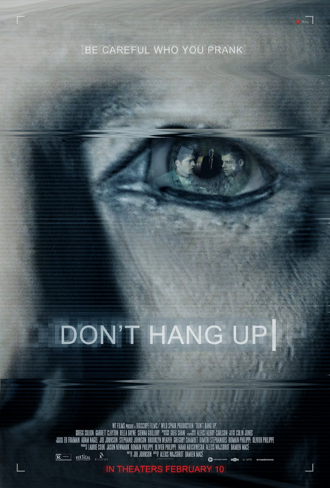 Movie Don't Hang Up (2016) Online