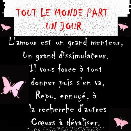 Texte Damour Triste Messages Et Sms Damour