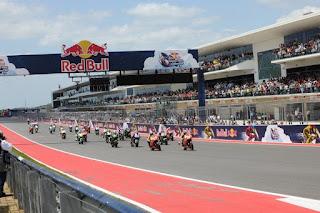 Jadwal MotoGP Austin, Amerika 2017