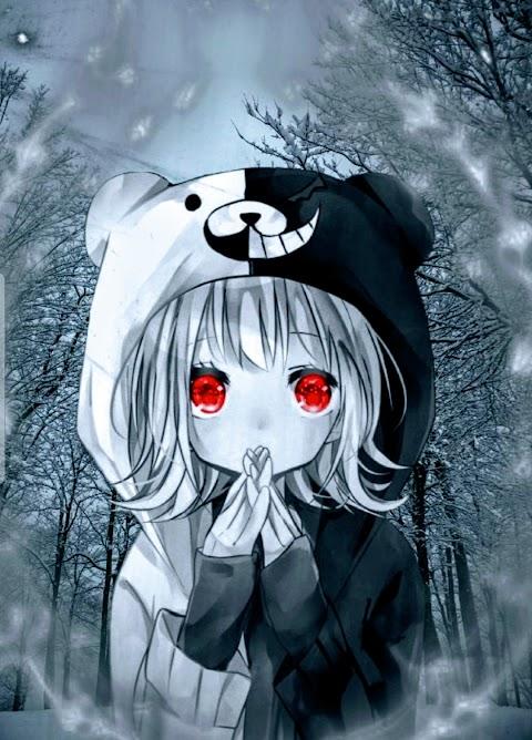 Cô Bé Có Đôi Mắt Đỏ