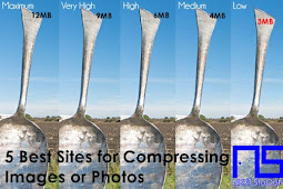 5 Best Sites for Compressing Images or Photos