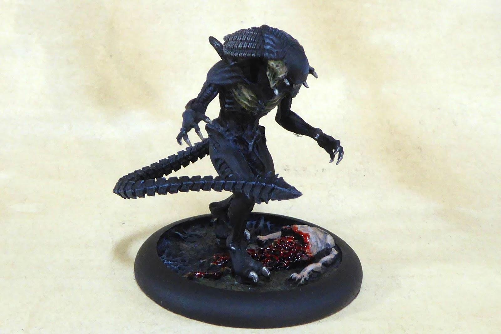 Old School Gaming: Aliens vs Predator: Predalien TO-DONE!