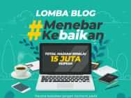 [GRATIS] Lomba Menulis Blog Nasional 2020, Hadiah 15 Jt