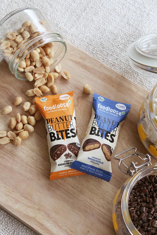 Peanut Butter Bites von Foodloose