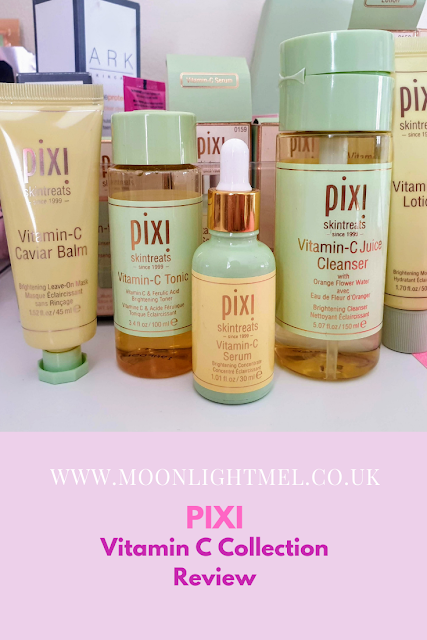 Pixi Vitamin C Collection | Review
