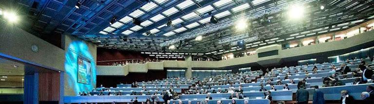 Plenário da COP19 em Varsóvia. A reunião de Paris, COP21, será ainda maior.