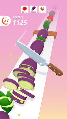 تحميل لعبة Perfect Slices مهكرة مجانا