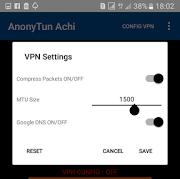 Cara Setting Anonytun Dengan Mudah
