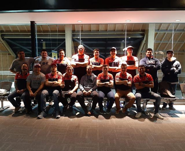 Ushuaia Rugby Club de gira por Buenos Aires