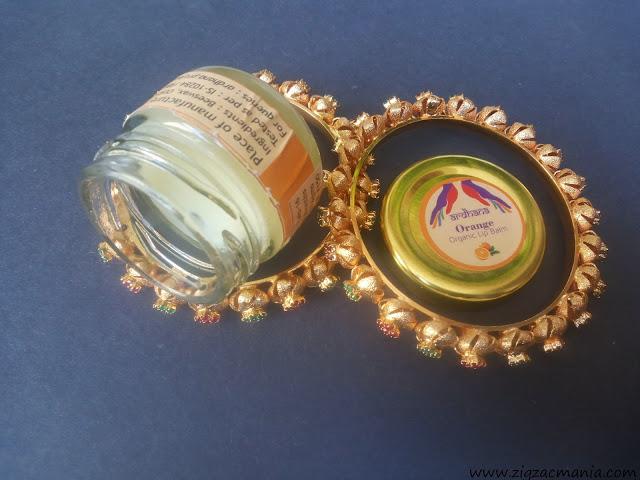 Ardhana Orange Lip Balm Where To Buy