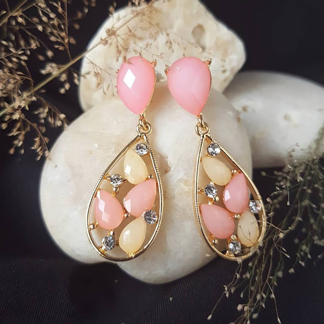 Dijual perhiasan imitasi impor berkualitas baik KWANG EARRING, Toko Online Jakarta