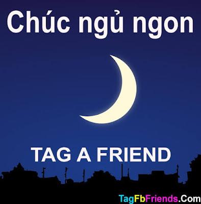 Good Night in Vietnamese language