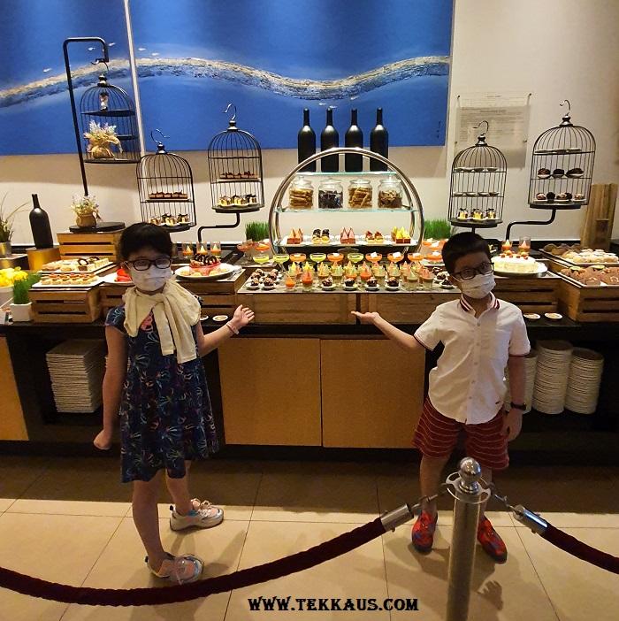 Ramadan Buffet Dinner at Holiday Inn Melaka 2021 Price