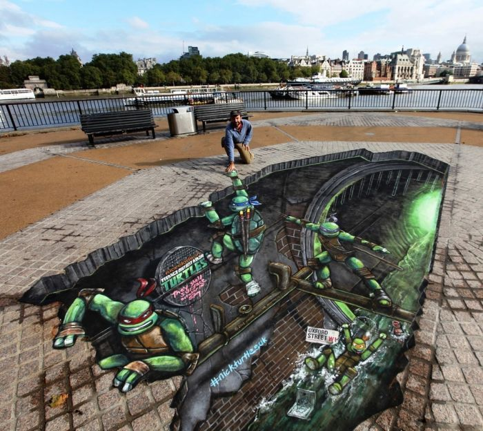 Langkawi Island: Awesome 3D Street Art