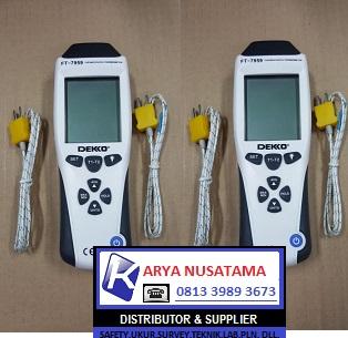 Jual Thermometer Thermocouple Dekko FT-7959 di Balikpapan