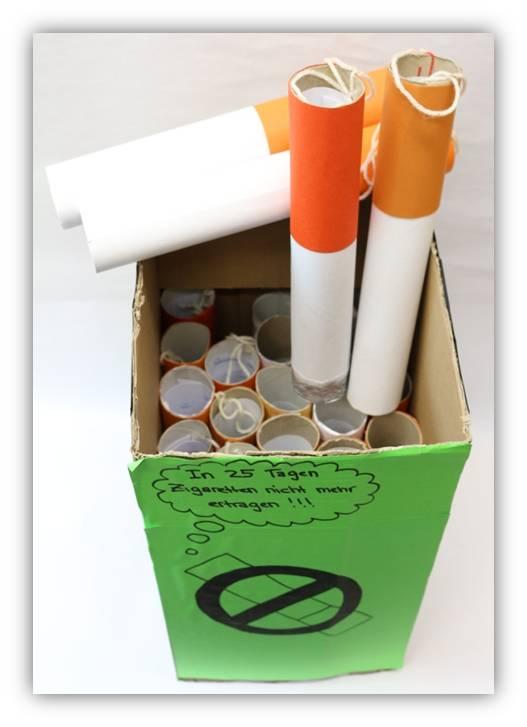 Der Name der Medikamente vom Rauchen