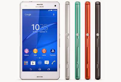 Harga Sony Xperia Z3 Compact Terbaru