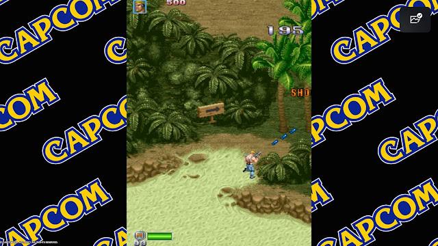 Capcom Arcade Stadium - MERCS