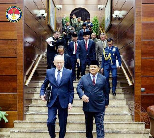 Strategi Menhan Prabowo Bikin Melongo