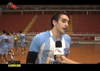 VIDEO de semifinales y Final del Panamericano Juvenil MAsculino de Venezuela 2013 | Mundo Handball