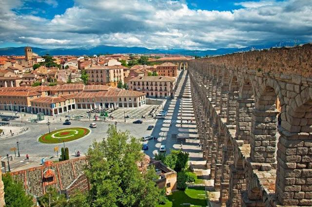 Cidade de Segovia