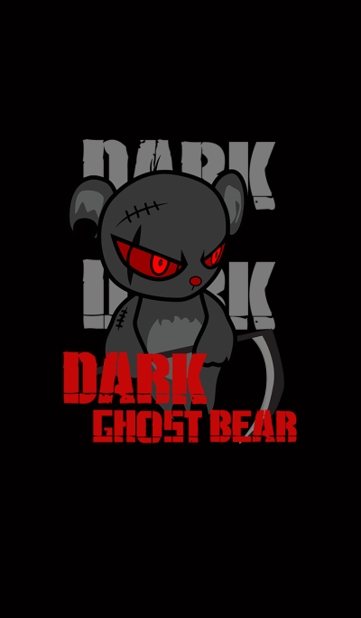 Dark Ghost Bear