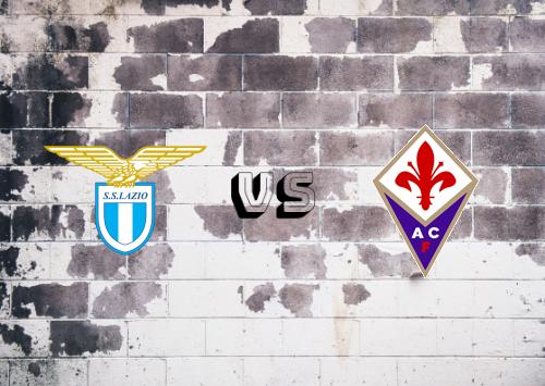 Lazio vs Fiorentina  Resumen