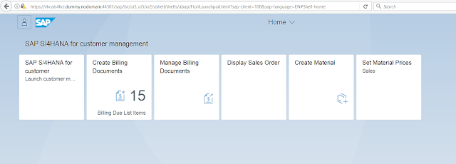 SAP S/4 HANA for Customer Management: How to access your free trial
