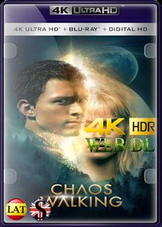 Caos. El inicio (2021) WEB-DL 4K UHD HDR 1080P LATINO/INGLES