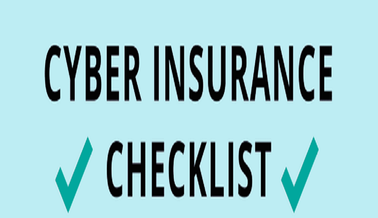 Cyber Insurance Infographic Checklist #infographic
