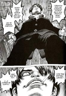 Reseña de Origin vol 9 de Boichi - Panini Comics