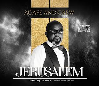 Agafe and Crew – Jerusalem