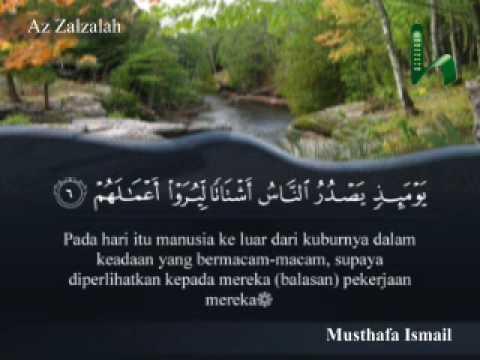 Surat Al Zalzalah Dan Terjemahan Lengkap Membangun Inspirasi