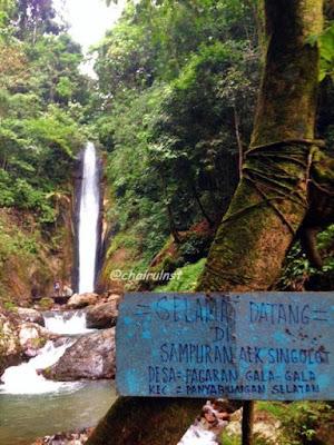 Sampuran Aek Singolot, Mandailing Natal Sumatera Utara