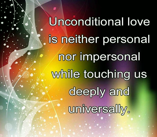 Un-connditional Love