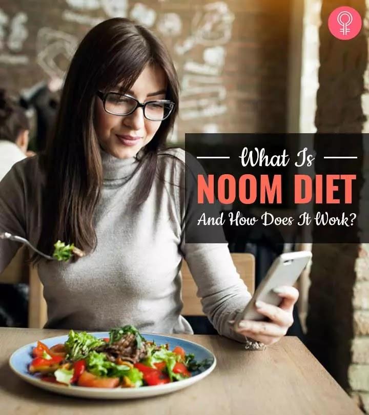 ما هو نظام ال noom الغذائي وكيف يعمل ؟
