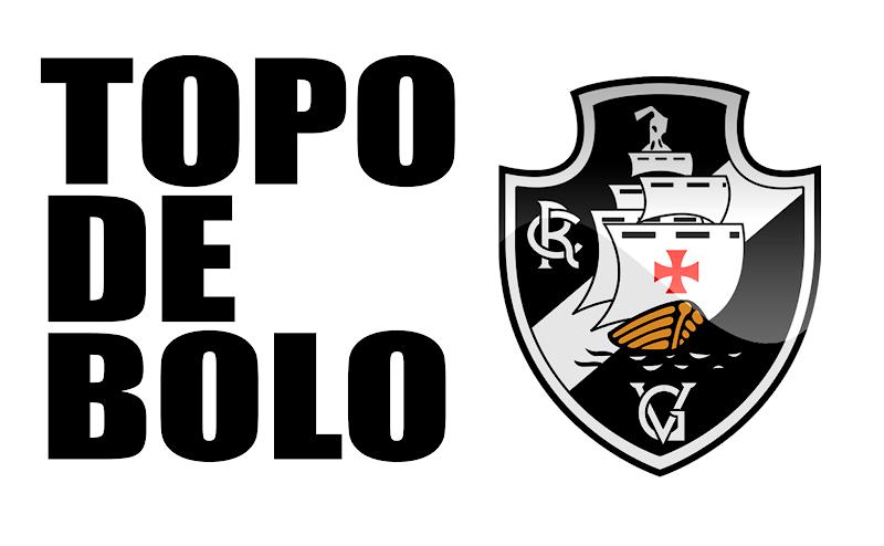 TOPO DE BOLO TIME: VASCO