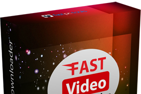 Giveaway Fast Video Downloader senilai $59,90