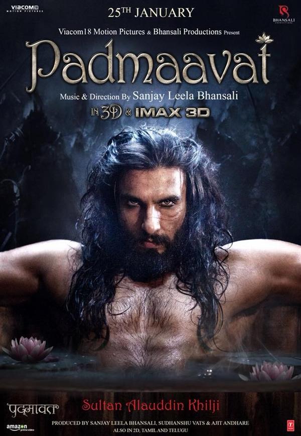 Padmaavat Box Office Budget Hit Or Flop Predictions Posters Cast Release Story Wiki
