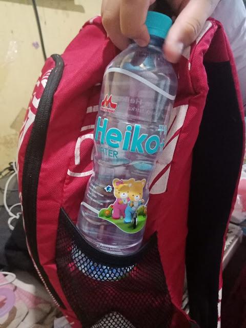 Morinaga Heiko+ Water , Air Minum Kemasan Untuk Anak