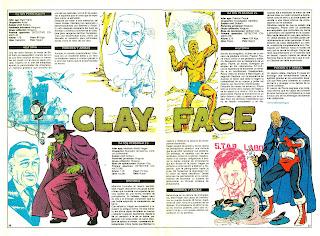 Clayface Supervillano