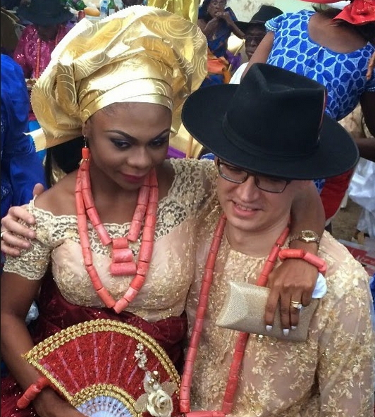 karen igho white husband
