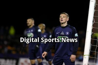 The Ostheimer Lsaak Umbdenstock, Loaned By FC Sochaux To ASM Belfort Just Two Weeks Ago