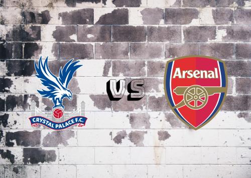 Crystal Palace vs Arsenal  Resumen y Partido Completo