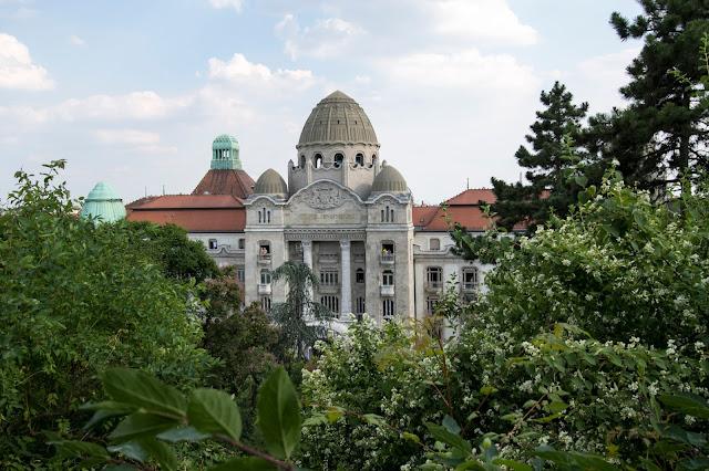 Terme Gellert-Budapest