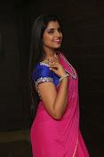syamala sizzling saree stills-thumbnail-4