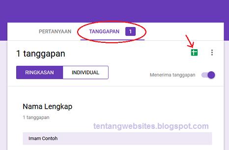 Cara Membuat Google Form Untuk Formulir Pendaftaran Komputer Dan Blog